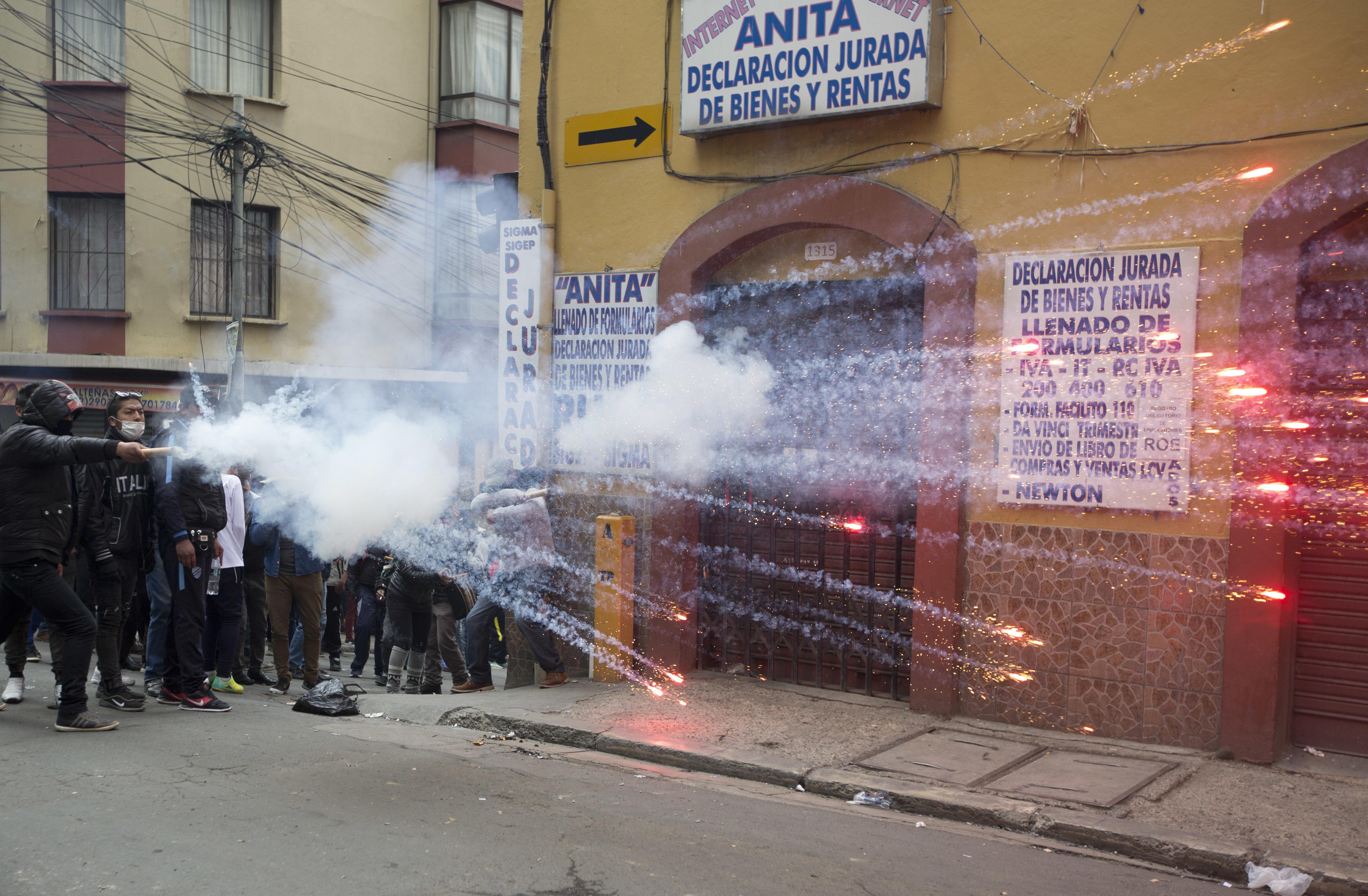 Ministerio de Salud lanza campaña contra el uso de pólvora en diciembre
