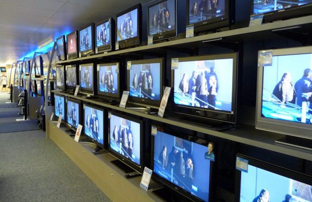 Venta de televisores tuvo un aumento del 30% durante el Mundial
