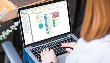 Ciudadanos podrán inscribir y actualizar el RUT por Internet