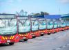 Renovación de la flota de TransMilenio genera protestas por parte de trabajadores