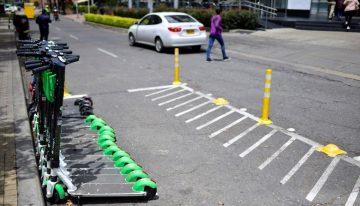 Así podrán circular las patinetas públicas en Bogotá