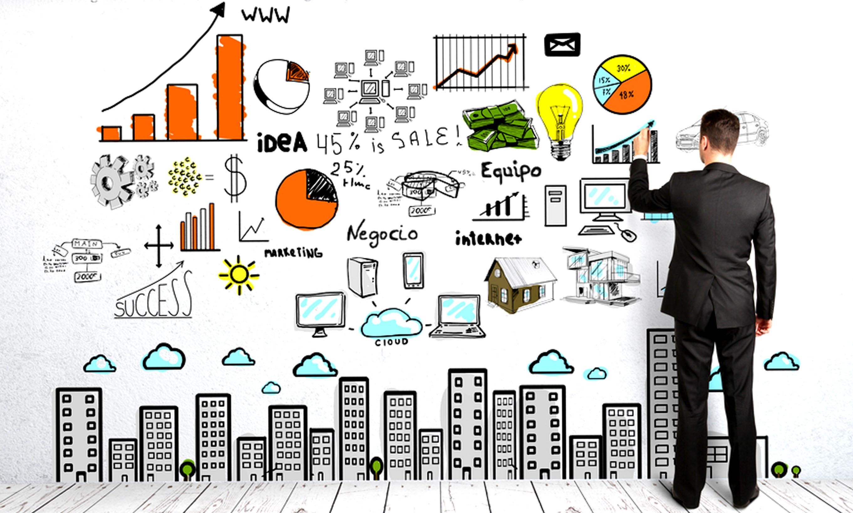Cómo conseguir recursos para darle vida a  su emprendimiento