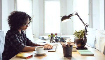 Prevenga enfermedades laborales relacionadas con el trabajo remoto