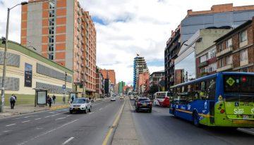 No hay pico y placa, así funciona el transporte en Bogotá