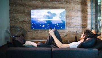 Los colombianos están viendo entre 1 y 3 horas de televisión al día