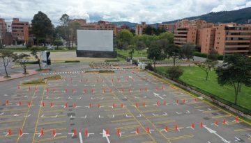 Reactivación: Bogotá se prepara para recibir el autocine