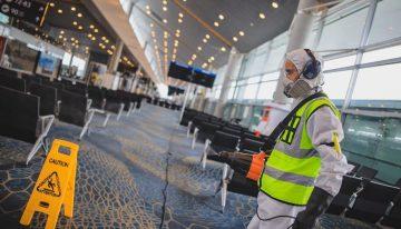 Las aerolíneas se prepararan para la reactivación de los vuelos