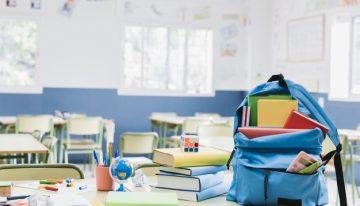 Estos son los escenarios para la reapertura de los colegios