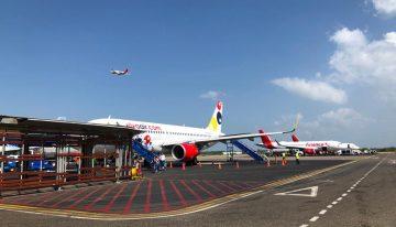 Cartagena recibirá el primer vuelo internacional el 19 de septiembre