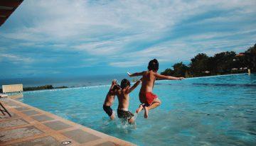 Distanciamiento social y más protocolos de bioseguridad para uso de piscinas