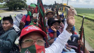 Fuerte pronunciamiento del Gobierno frente a la llegada de la Minga indígena a Bogotá