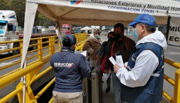 Gobierno evalúa la reapertura de la frontera con Ecuador en noviembre