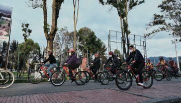 «Bogotá, la capital de la muerte para ciclistas», según The Guardian