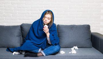 ¿Cómo diferenciar síntomas de influenza y resfriado común con los del Covid-19?