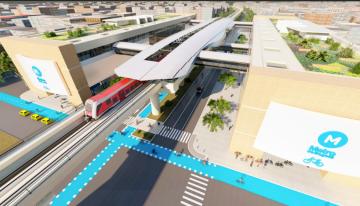 La segunda línea del Metro de Bogotá llegará a Suba y Engativá