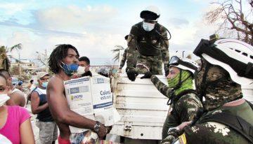 Así va la recuperación de San Andrés y Providencia tras 15 días del paso del huracán Iota