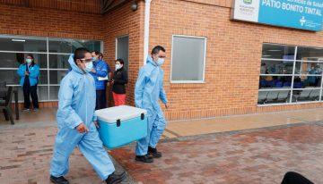Con 2.000 puntos y 400 equipos, Bogotá se alista para el proceso de vacunación