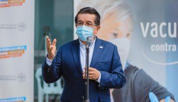 """""""Sector privado debe estructurar su modelo de adquisición y aplicación de vacunas contra el Covid-19"""": MinSalud"""