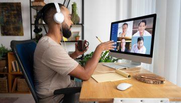 El 90 % de las empresas en Colombia sigue en modalidad de teletrabajo, según estudio