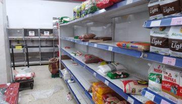 Cali enfrenta desabastecimiento de alimentos y combustible debido a los bloqueos