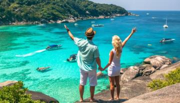 Turismo en cifras: Colombianos viajan más para Amor y Amistad, estos son destinos más frecuentes