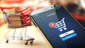Apps de compras rompen récord de ingresos con crecimiento del 126% en el primer semestre del 2021