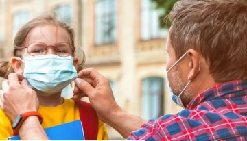¿Se debe perpetuar el uso del tapabocas en los niños por la pandemia?